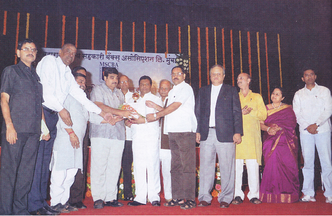 Awarded with Late Vaikunthbhai Mehata Trophy Year 2010-11